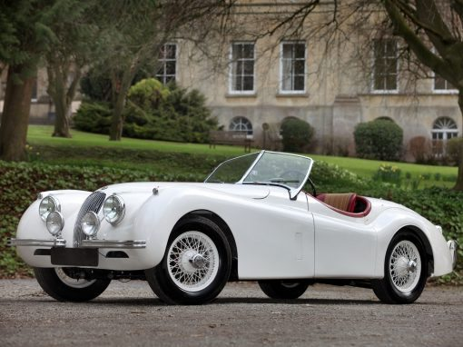1948–1954 Jaguar XK120 roadster