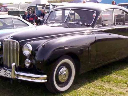 1951 to 1956 Jaguar Mark VII