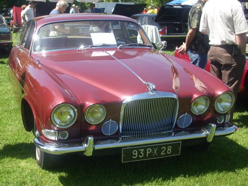 1961–1970 Jaguar Mark X
