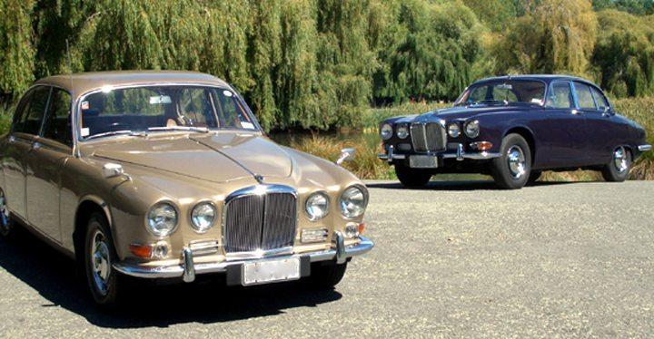 1966 – 69 Jaguar 420 and Daimler Sovereign